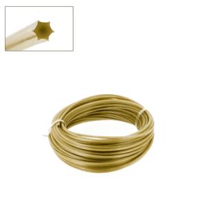 Mähfaden Goldstar, Sechskant, 2 mm